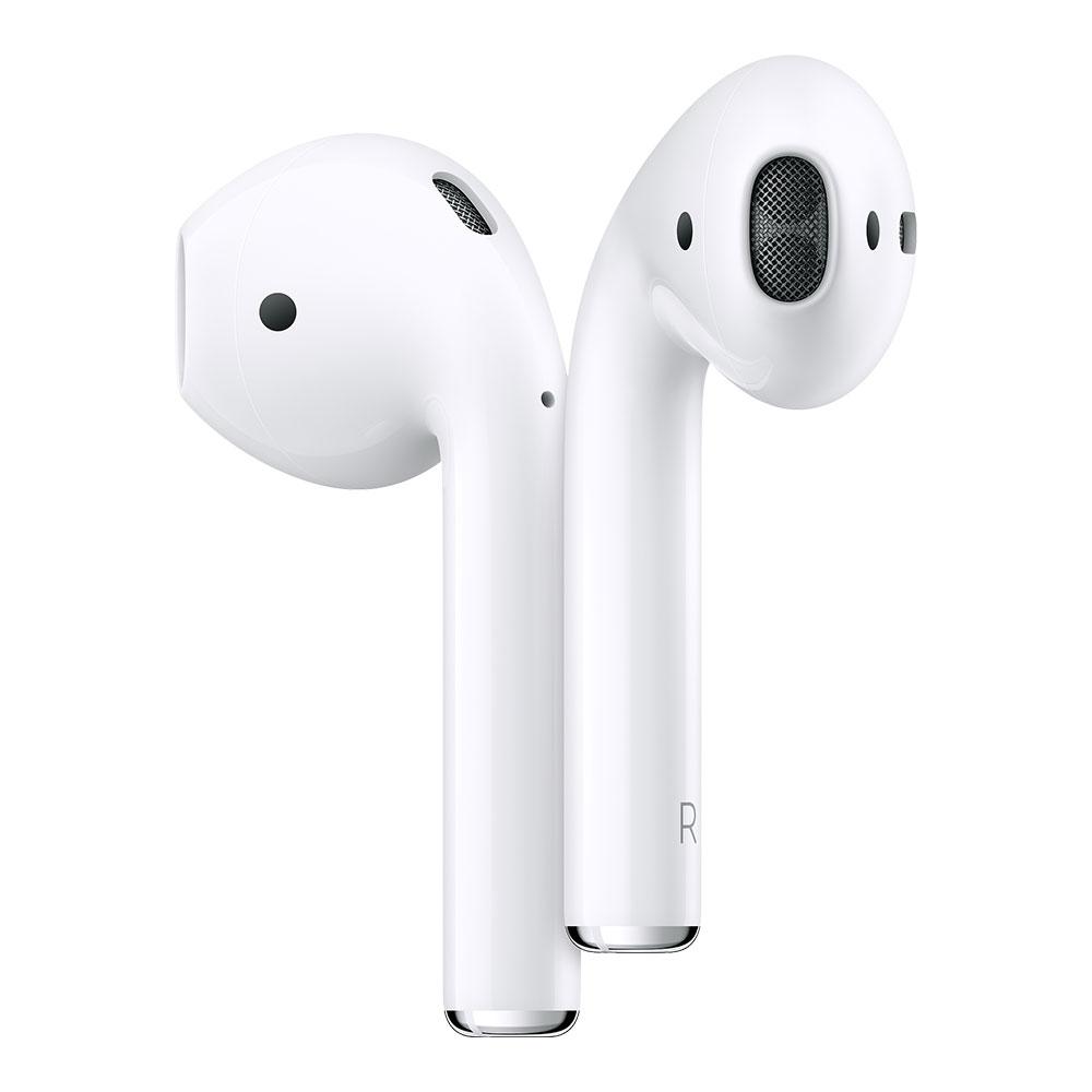 Apple AirPods (2019) в зарядном футляре
