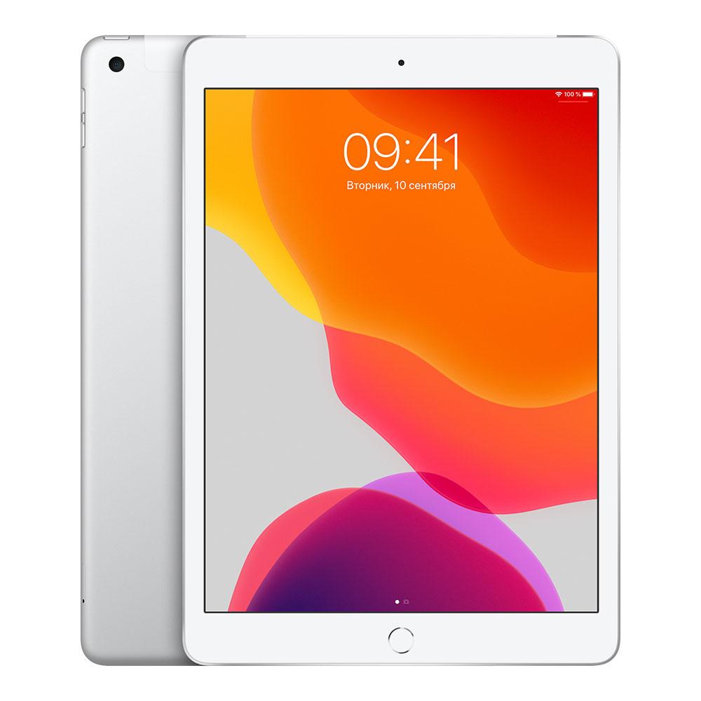 Apple iPad (2019) Wi-Fi + Cellular 32 Gb Silver