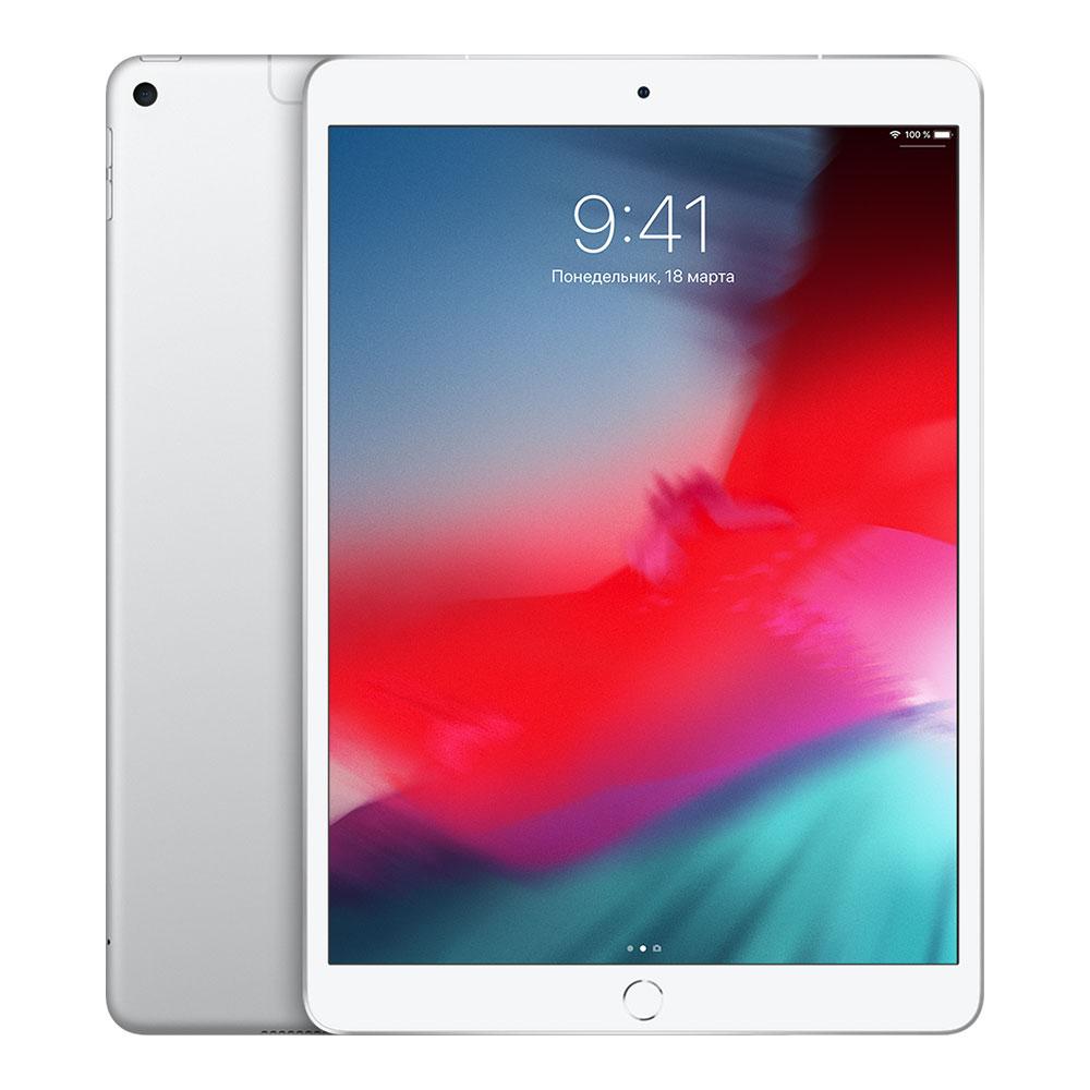 Apple iPad Air Wi-Fi + Cellular 256 Gb Silver
