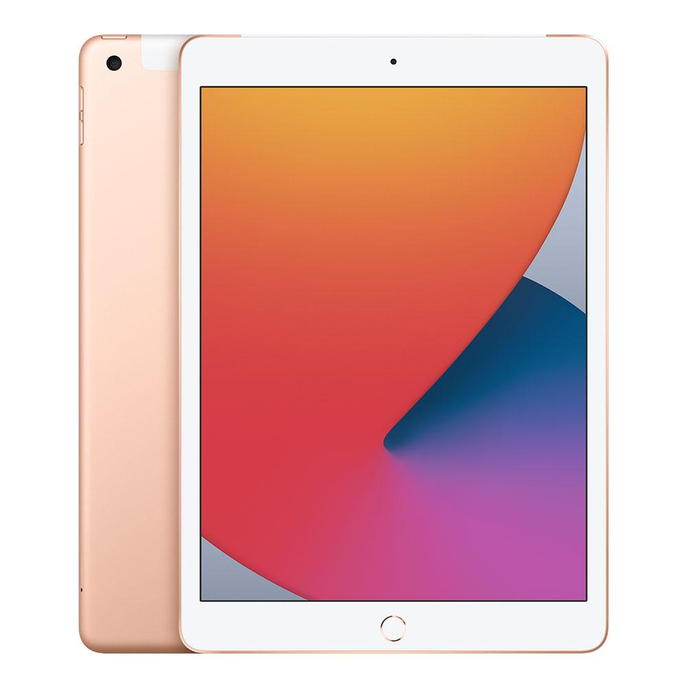 "Apple iPad 10,2"" 2020 Wi-Fi + Cellular 128 Gb Gold"
