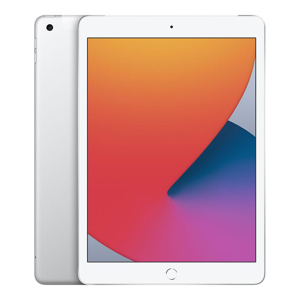 "Apple iPad 10,2"" 2020 Wi-Fi + Cellular 128 Gb Silver"