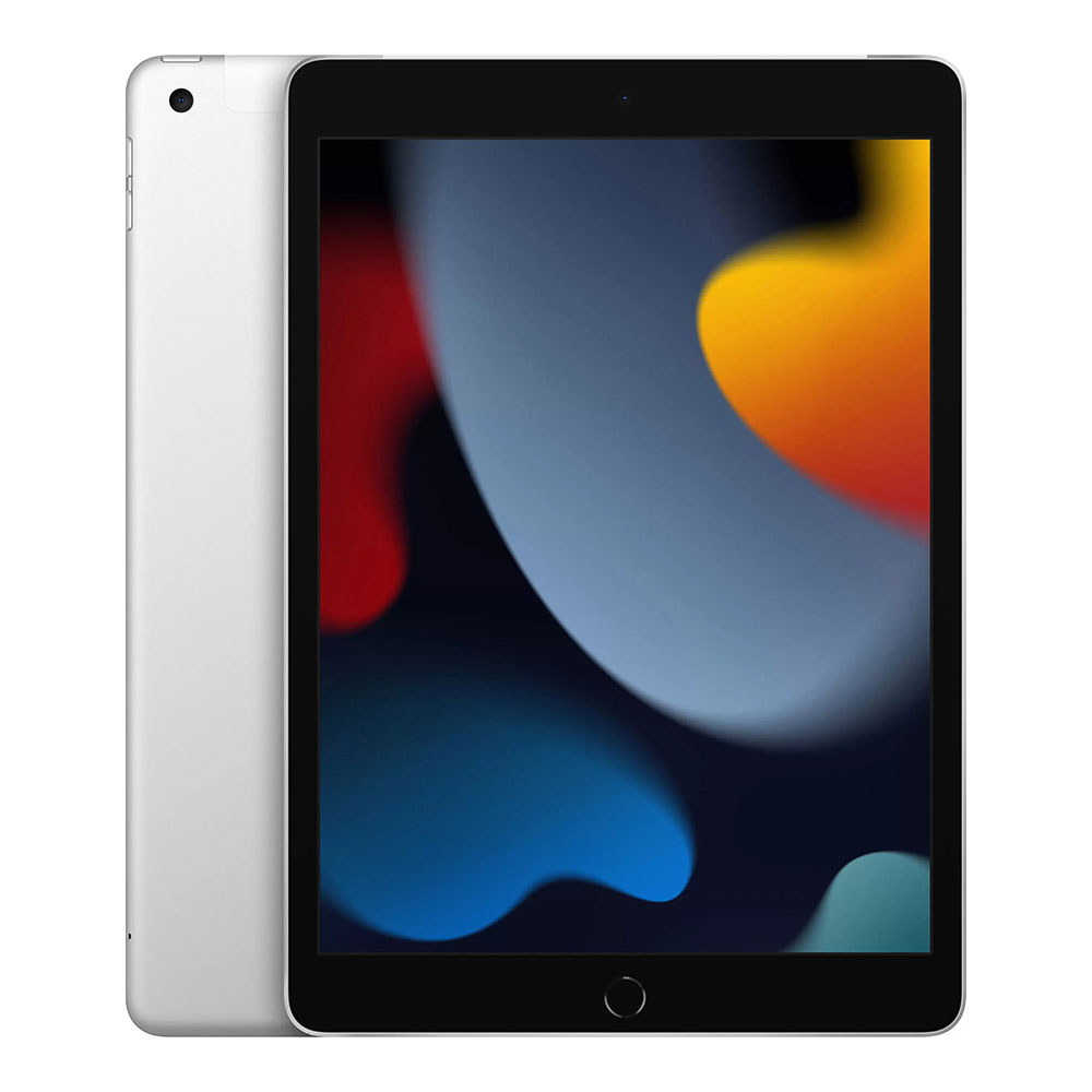 "Apple iPad 10,2"" 2021 Wi-Fi + Cellular 256 Гб, серебристый"