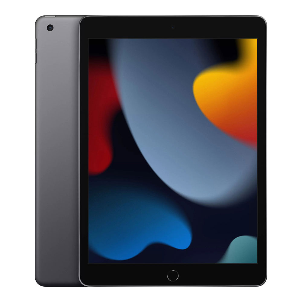 "Apple iPad 10,2"" 2021 Wi-Fi 256 Гб, серый космос"