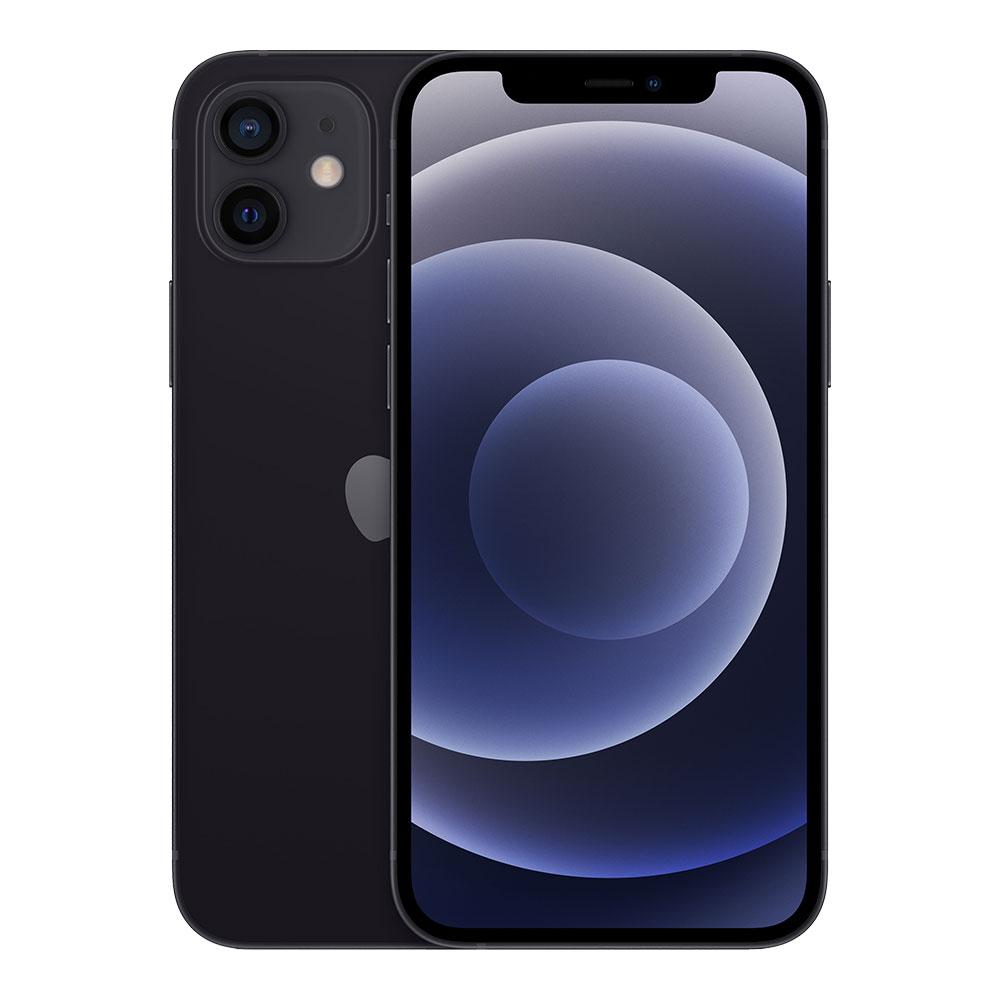 Apple iPhone 12 128 Гб, чёрный