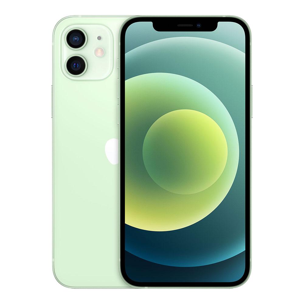 Apple iPhone 12 128 Гб, зелёный