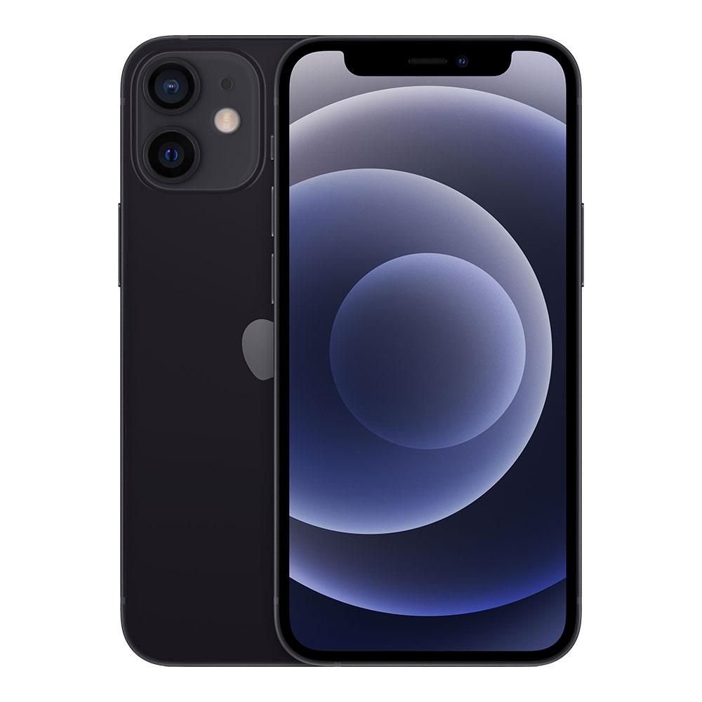 Apple iPhone 12 mini 128 Гб, чёрный