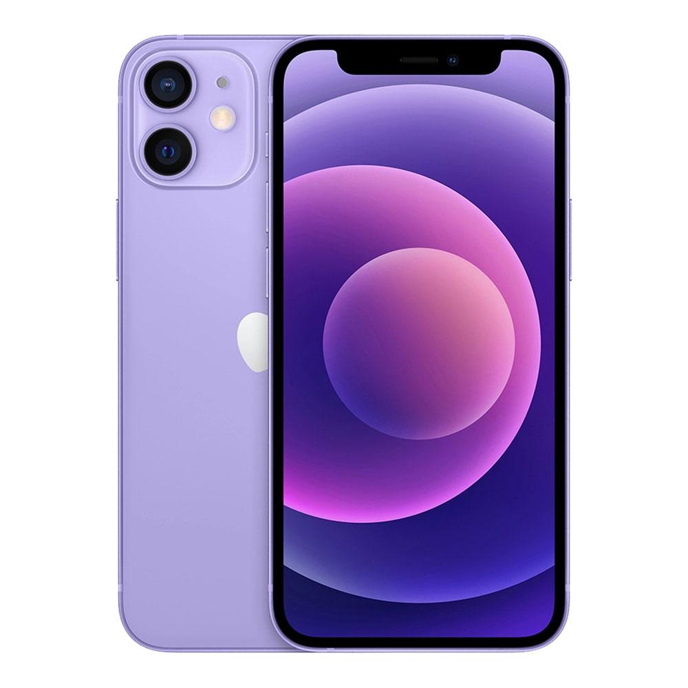 Apple iPhone 12 mini 128 Гб, фиолетовый