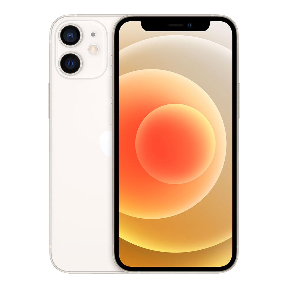 Apple iPhone 12 mini 128 Гб, белый