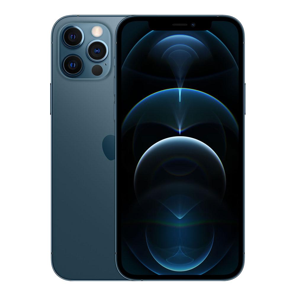 Apple iPhone 12 Pro 256 Гб, тихоокеанский синий