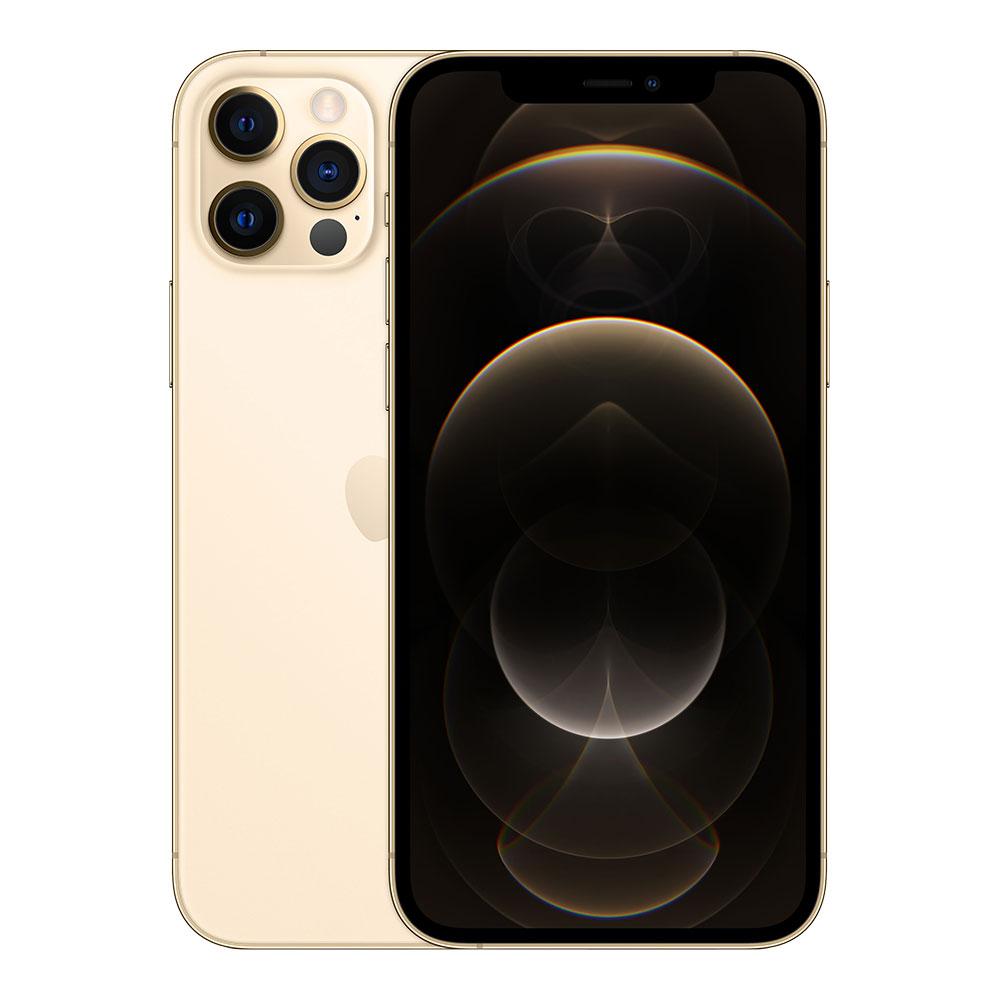 Apple iPhone 12 Pro 128 Гб, золотой