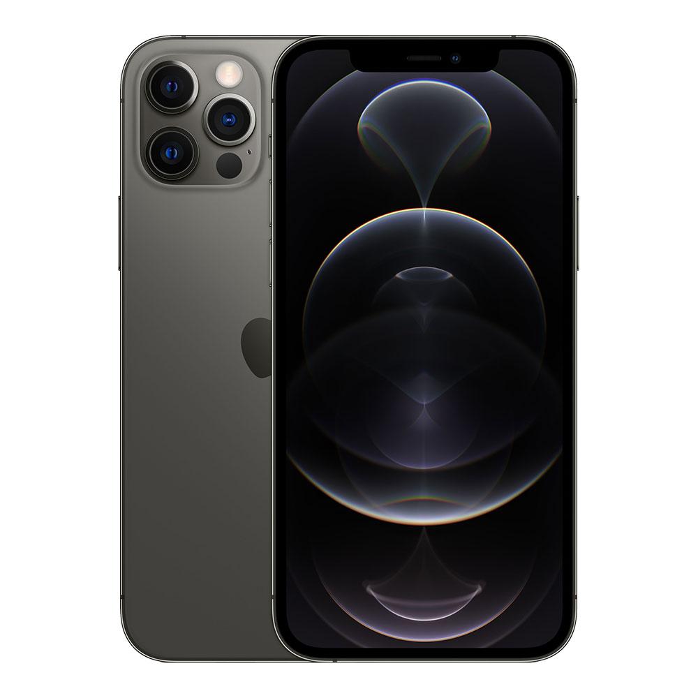 Apple iPhone 12 Pro 128 Гб, графитовый