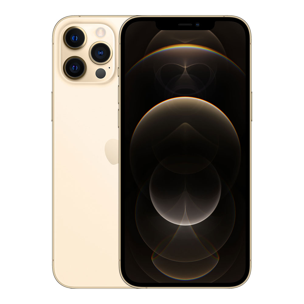 Apple iPhone 12 Pro Max 128 Гб, золотой