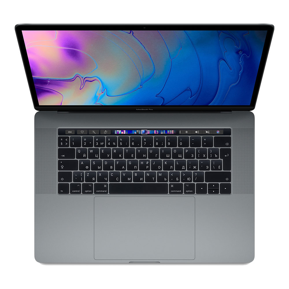 "Apple MacBook Pro 15"" (2018) Core i7 2,6 ГГц, 16 Гб, 512 Гб SSD, Radeon Pro 560X Space Gray MR942"
