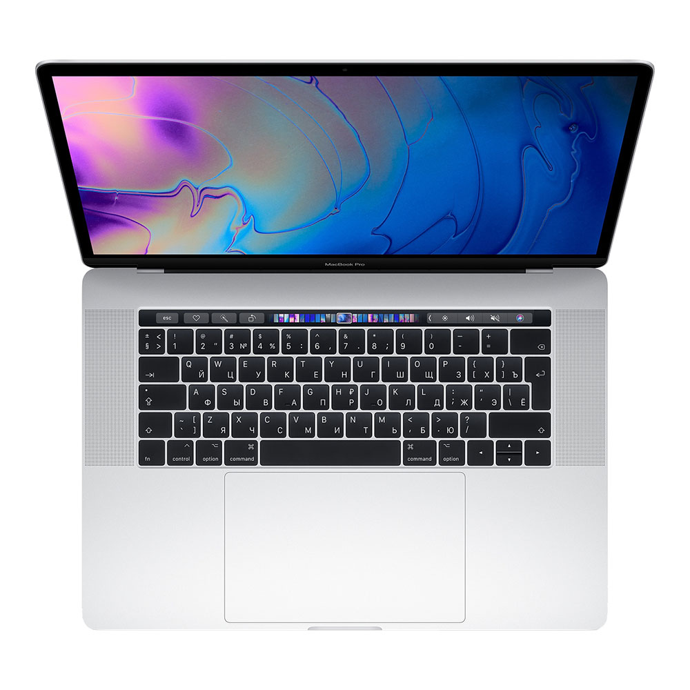 "Apple MacBook Pro 15"" (2019) Core i9 2,3 ГГц, 16 Гб, 512 Гб SSD, Radeon Pro 560X Silver MV932"
