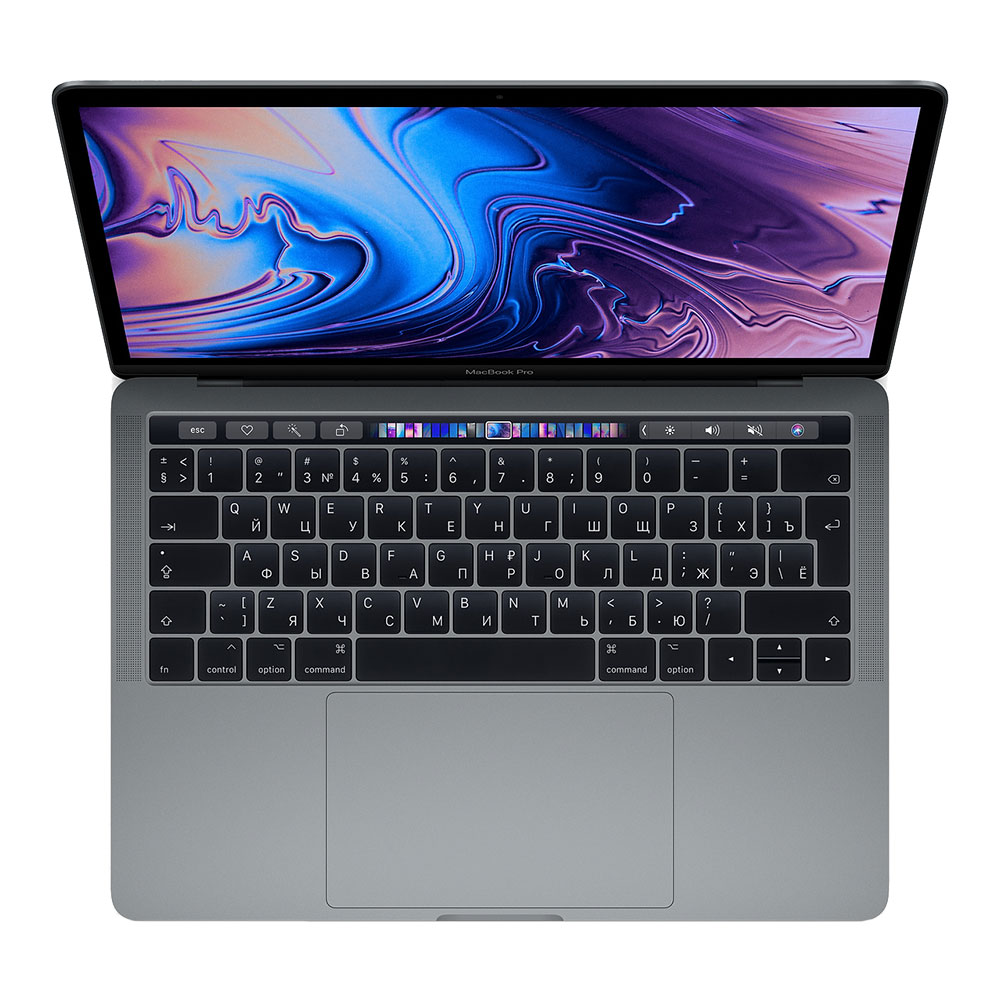 "Apple MacBook Pro 13"" (2019) Core i5 2,4 ГГц, 8 Гб, 512 Гб SSD, Iris Plus 655 Space Gray MV972"