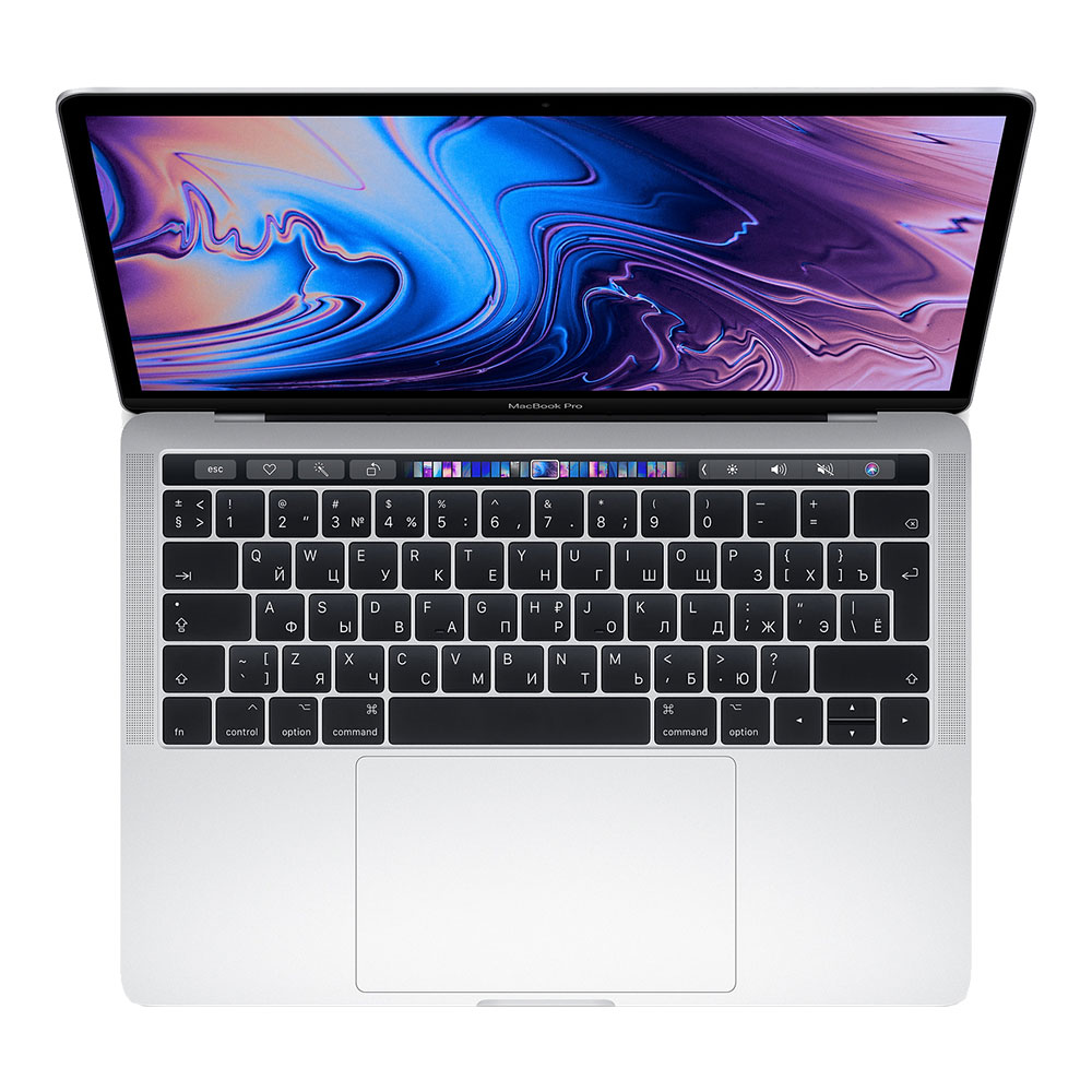"Apple MacBook Pro 13"" (2019) Core i5 2,4 ГГц, 8 Гб, 512 Гб SSD, Iris Plus 655 Silver MV9A2"