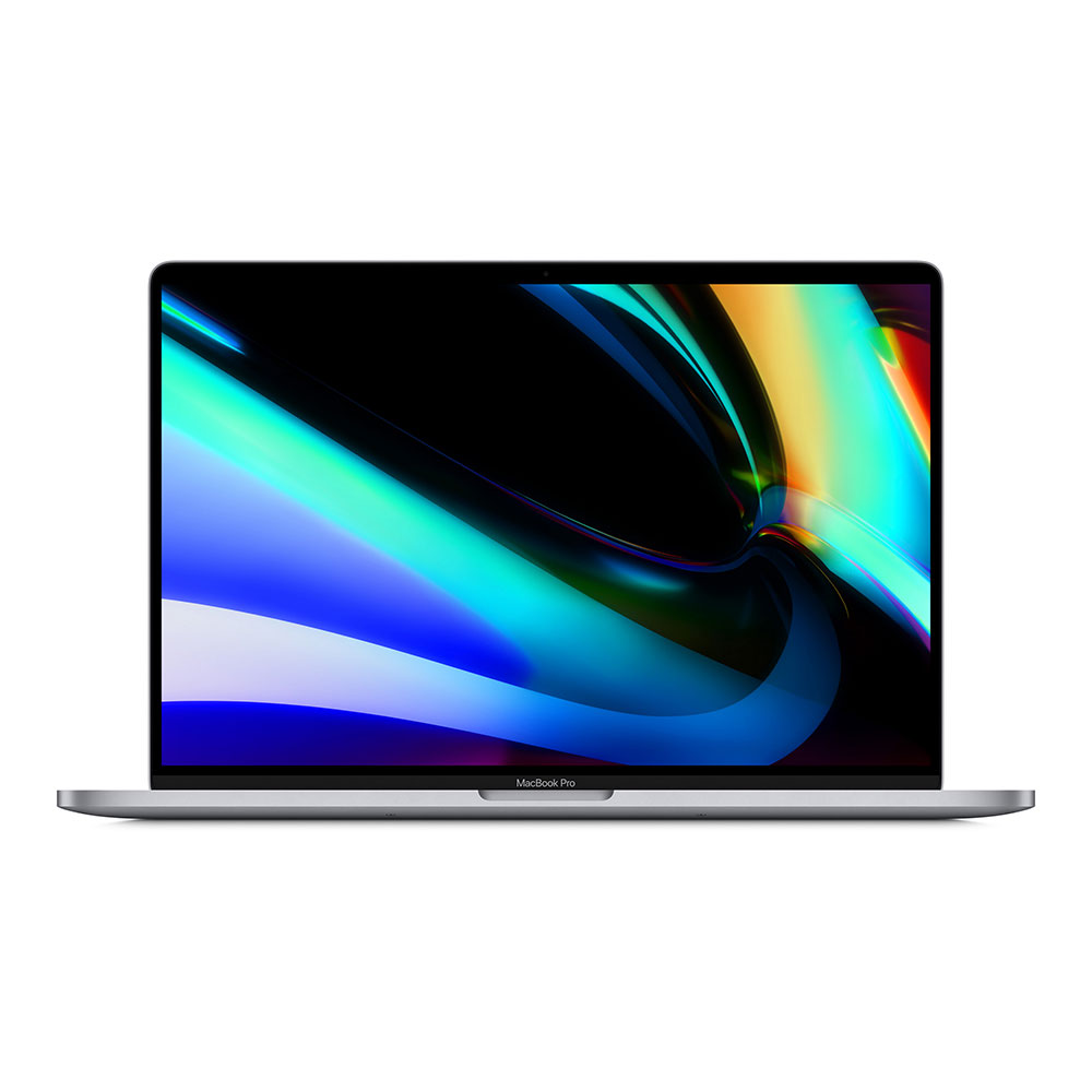 "Apple MacBook Pro 16"" 2019 6C i7 2.6 ГГц, 16 Гб, 512 Гб, Radeon Pro 5300M, серый космос"